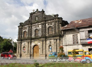 The Santa Barbara Church in Santa Barbara, Iloilo, was the venue for the recently concluded Tabu-an sa Kahilwayan cooking competition