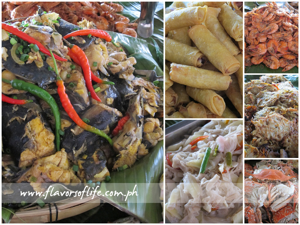Seafoods galore!