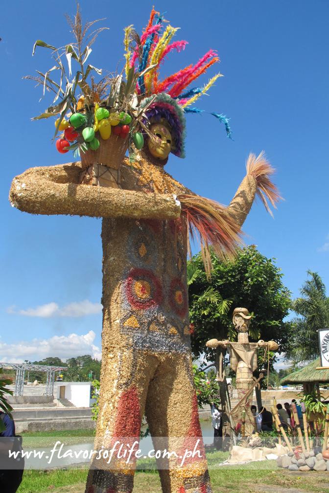 The colorful bambanti of Aurora