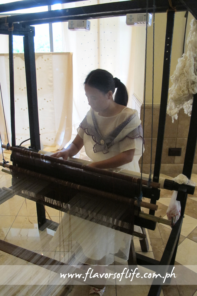 Handloom weaving is an intricate art