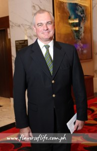 Solaire's VP for operations and GM Adrian Ort