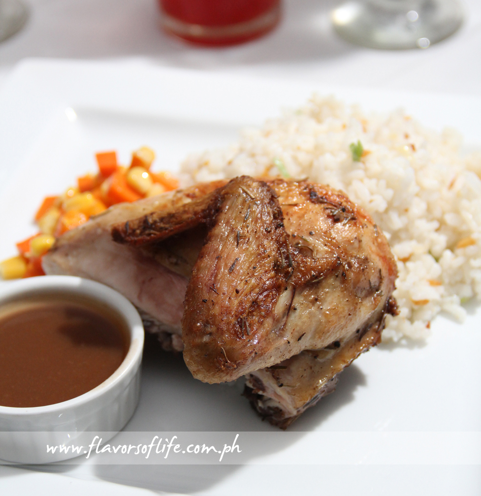 Chicken Steak (Nikko's Ark)