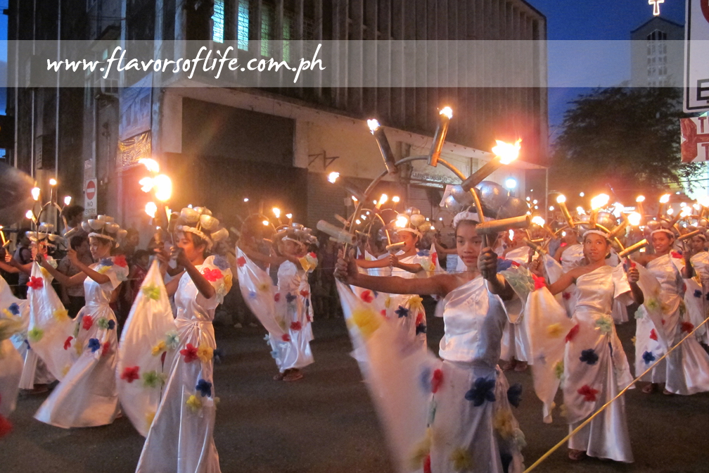 Festival of Lights Paints the Skies of Calapan |