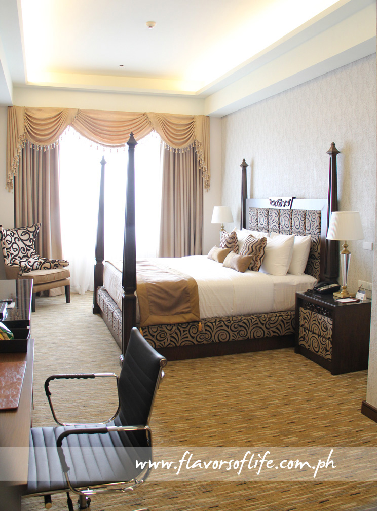 Master's Bedroom of the Presidential Suite