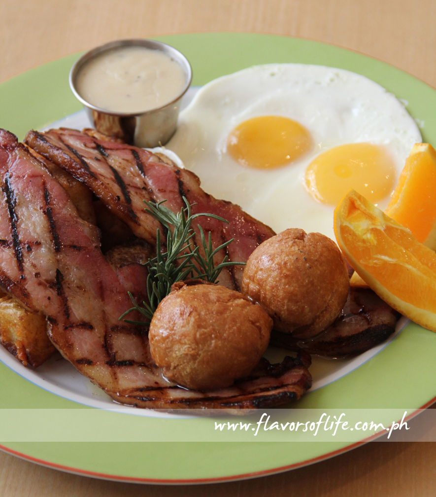 Bacon N' Eggs