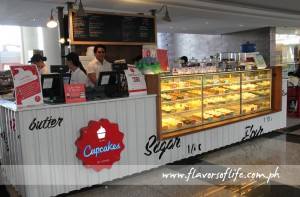 The new Cupcakes by Sonja store that recently opened at Glorietta 2