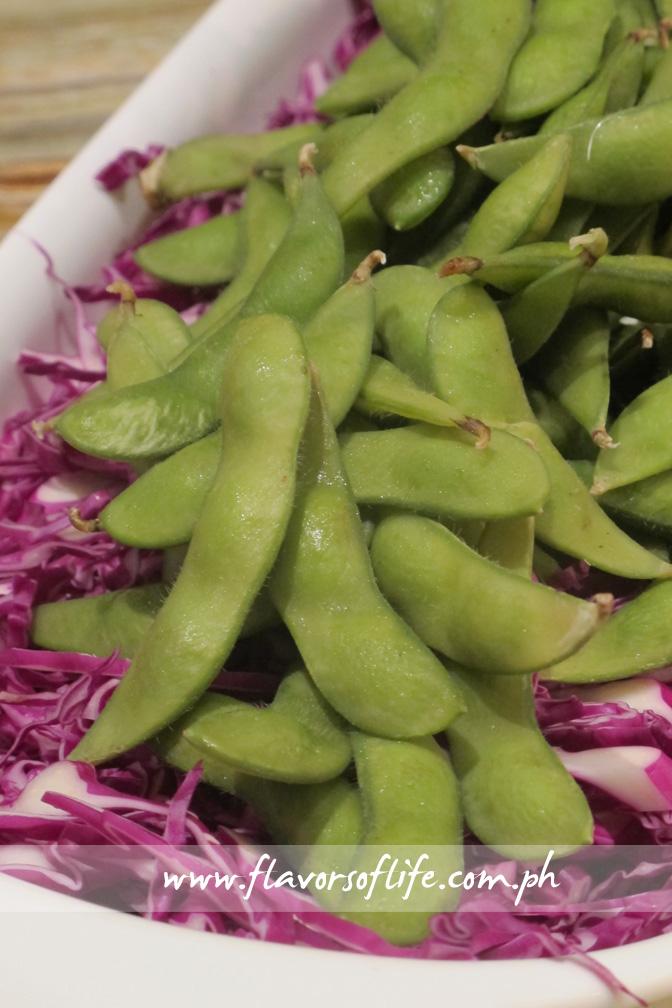 Edamame (Soya Beans)