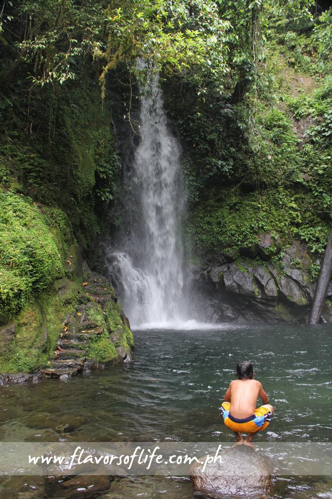 Breathtakingly beautiful Malabsay Falls is just one of Mt. Isarog's countless waterfalls