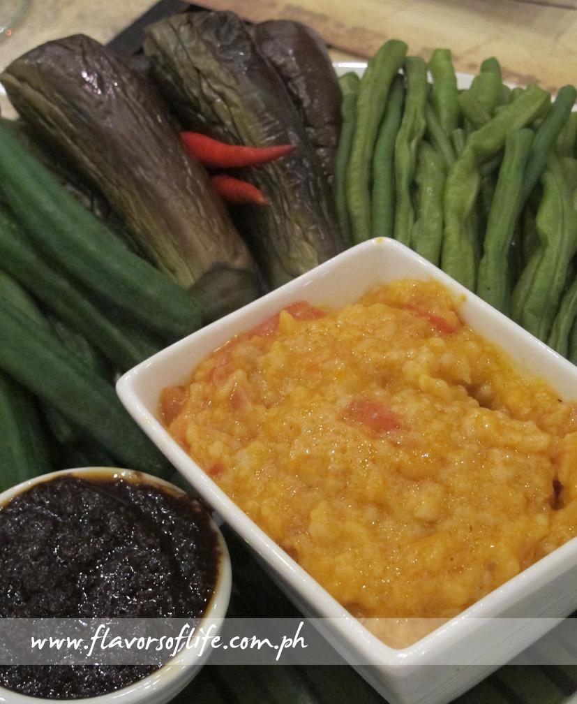 Burong Nasi or Nasing Par o Atin Lagang Gule