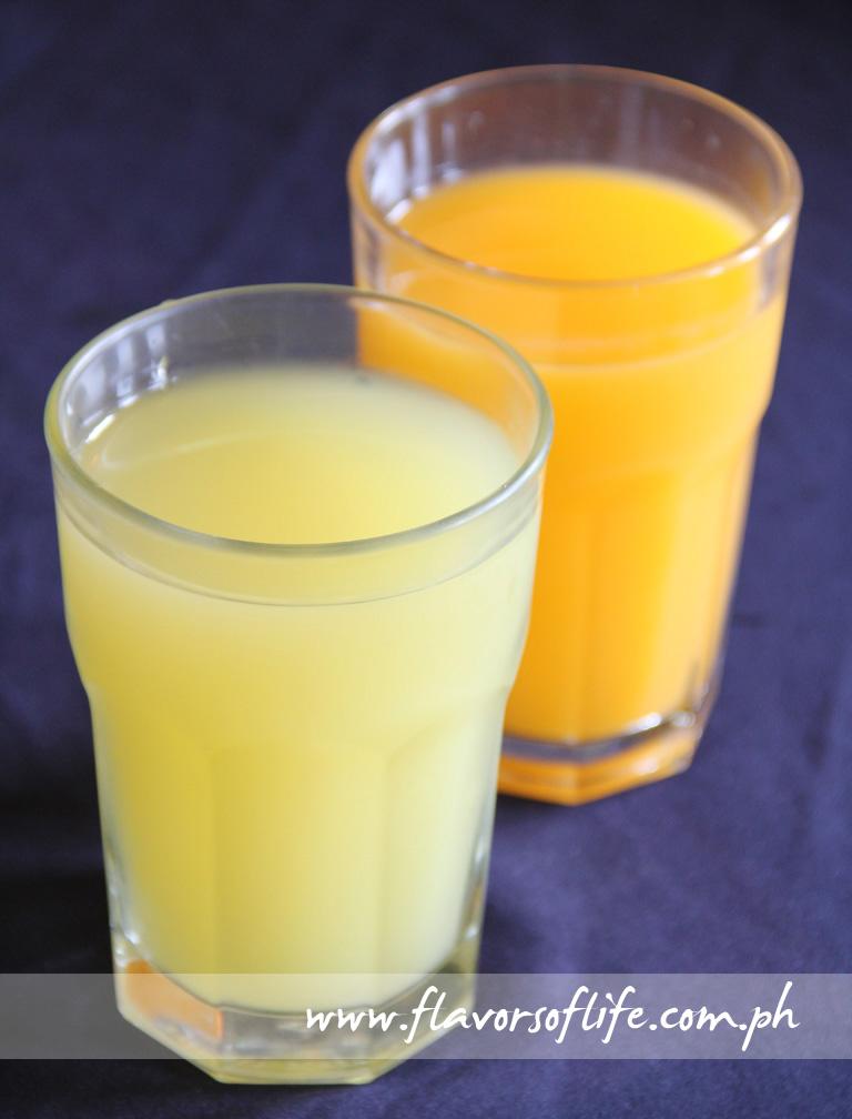 Pineapple/Orange Juice