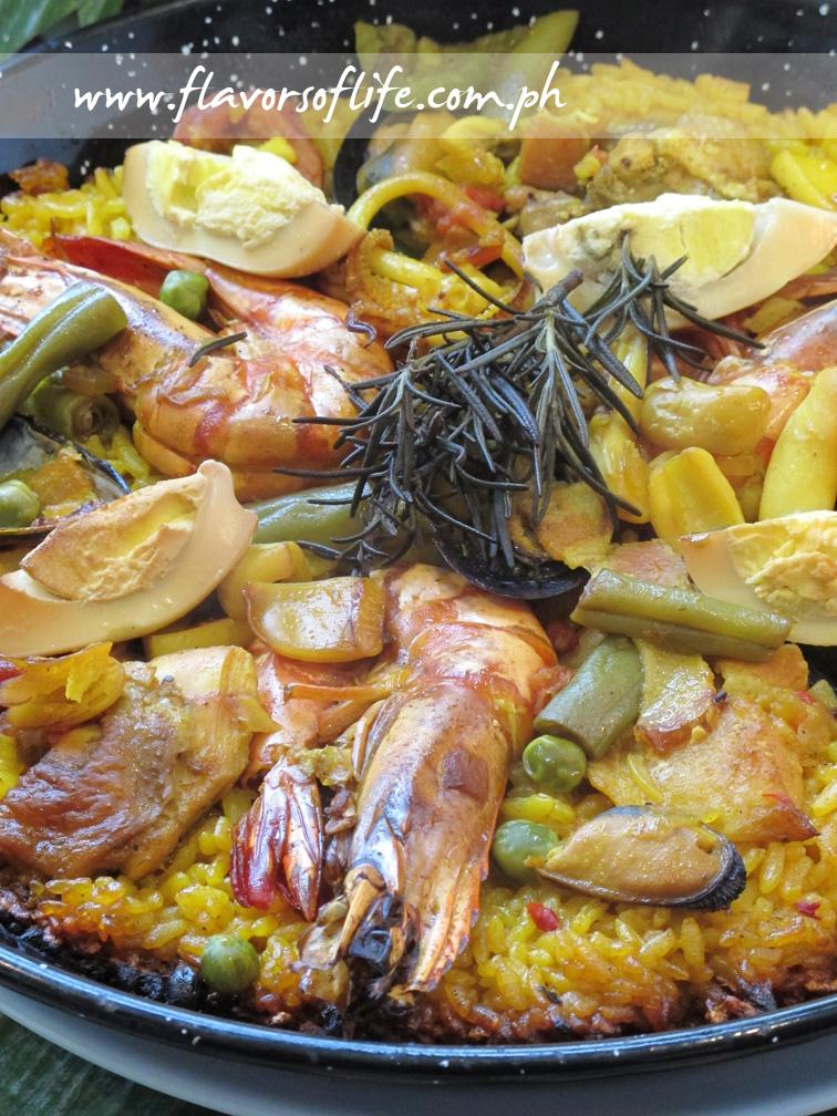 Paella Valenciana (Corazon)