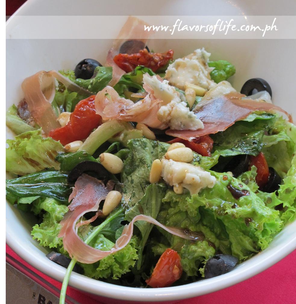 Monroe Salad (Balboa)