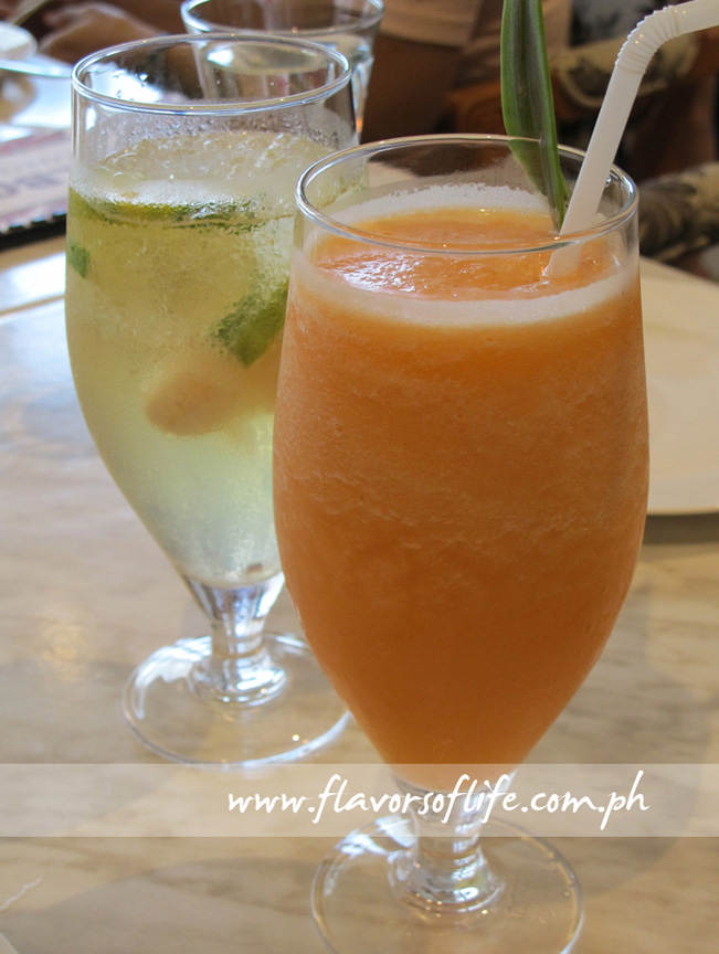 Lychee Pineapple / Carrot Pineapple