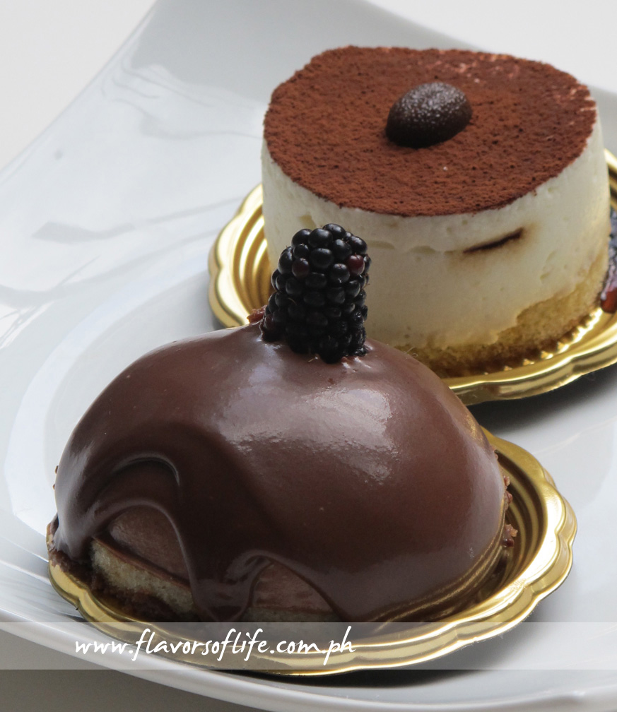 Morelli's cakes from its Pasticceria