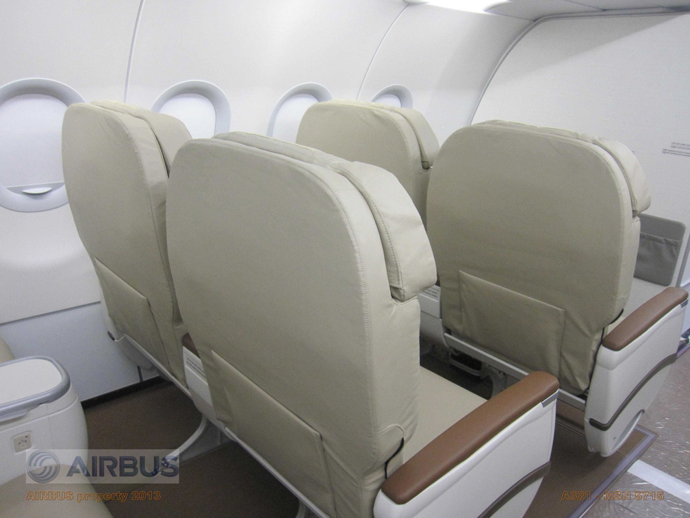 Business Class seats offer the ultimate in comfort