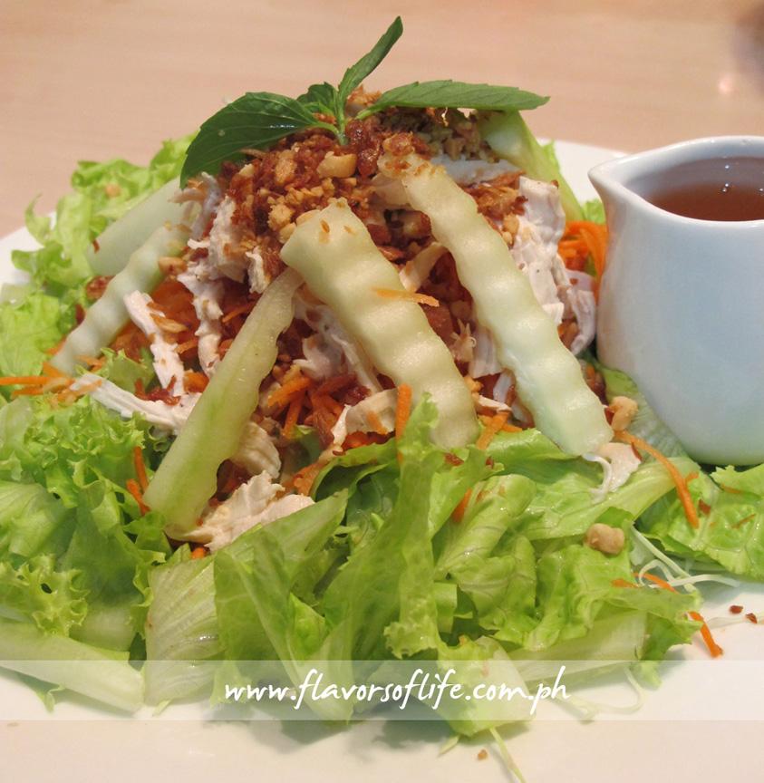 Goi Ga (Vietnamese Chicken Salad)