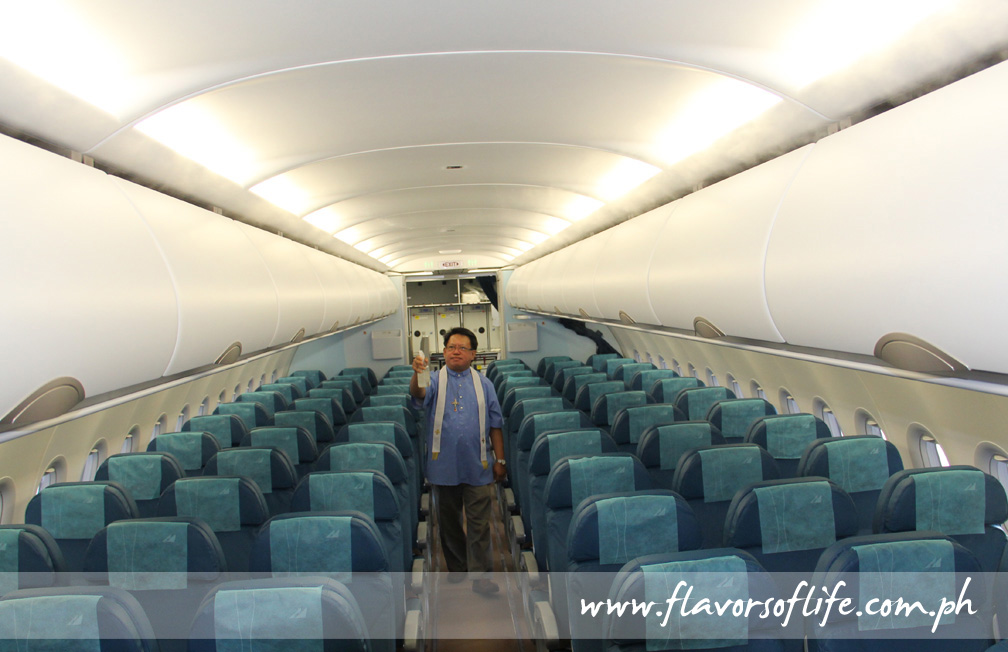 Each A321 offers a total of 169 Regular Economy seats per flight