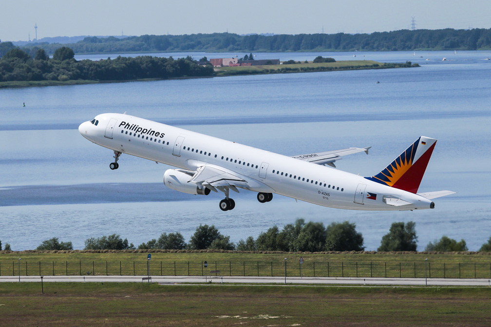 Philippine Airlines flies high with its new Airbus A321 plane