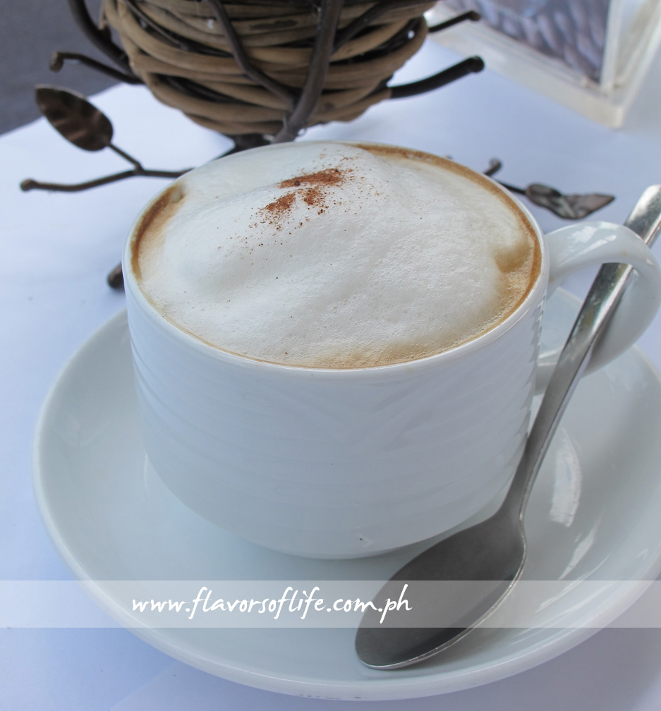 There's nothing like a good cup of Cappuccino to jumpstart the day