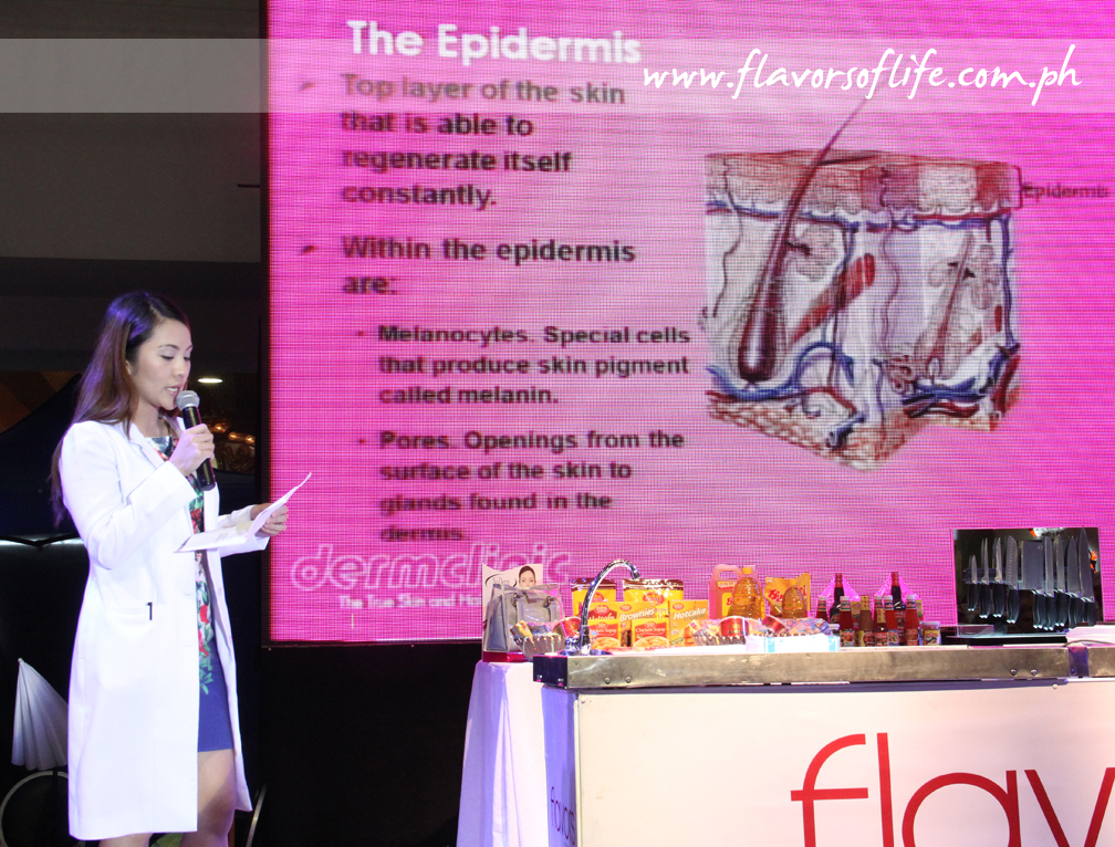 Short talk on skin care by Dermclinic-Megamall