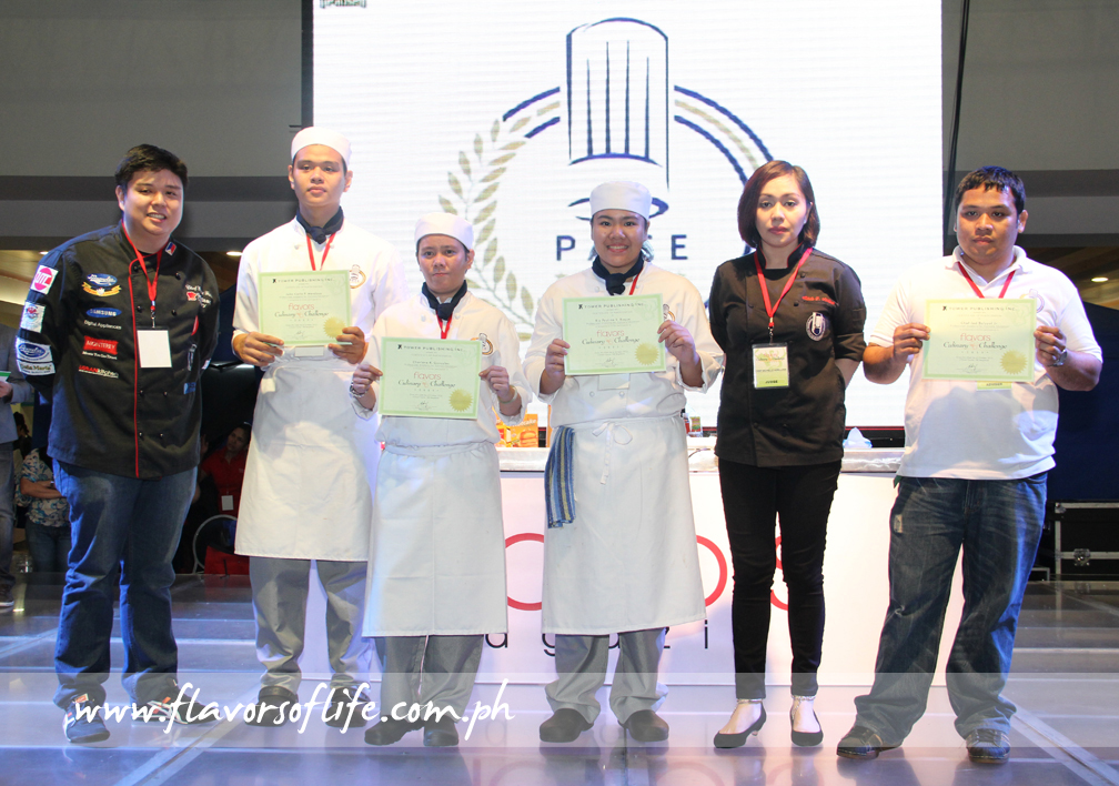 The Professional Academy for Culinary Education (PACE) accepting Certificates of Participation