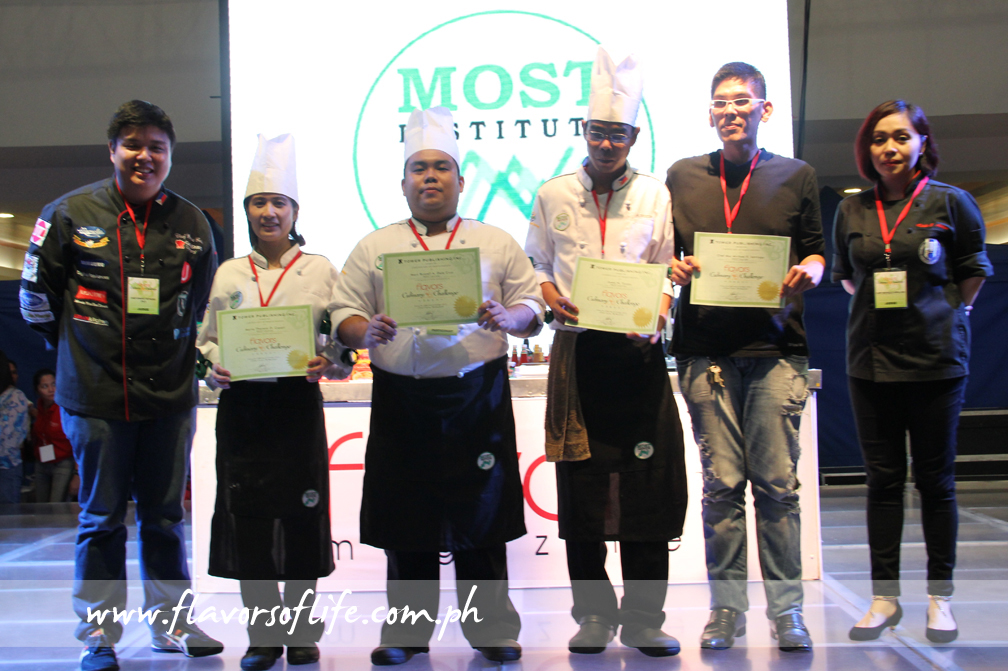 MOST Institute also receives Certificates of Participation