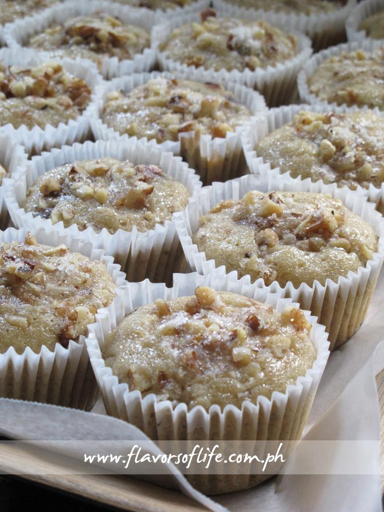 Choco Banana Muffins