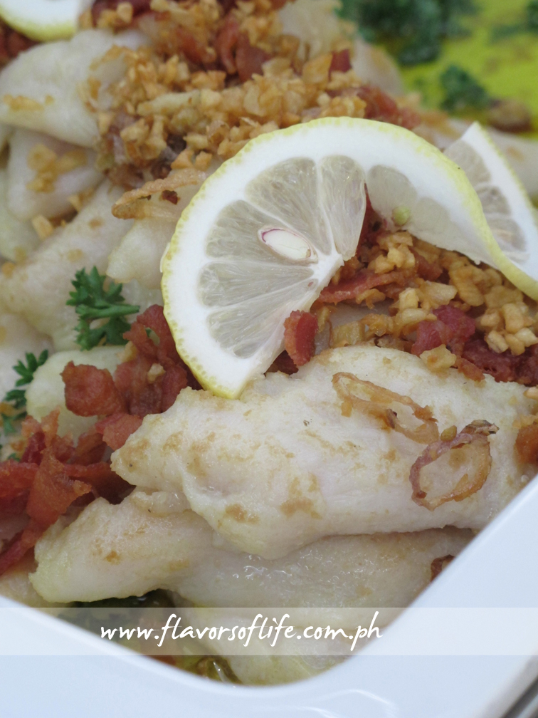 Baked Fish in Olive Oil
