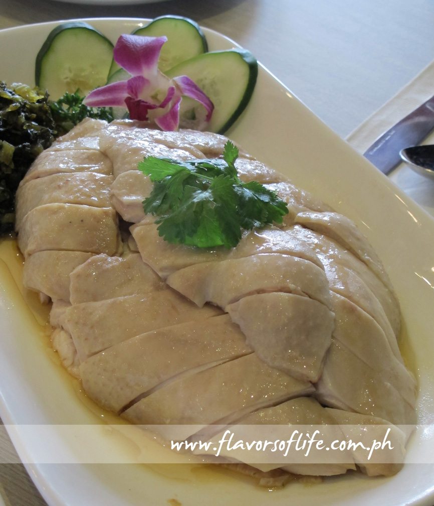 Signature Boiled Chicken (Boon Tong Kee)