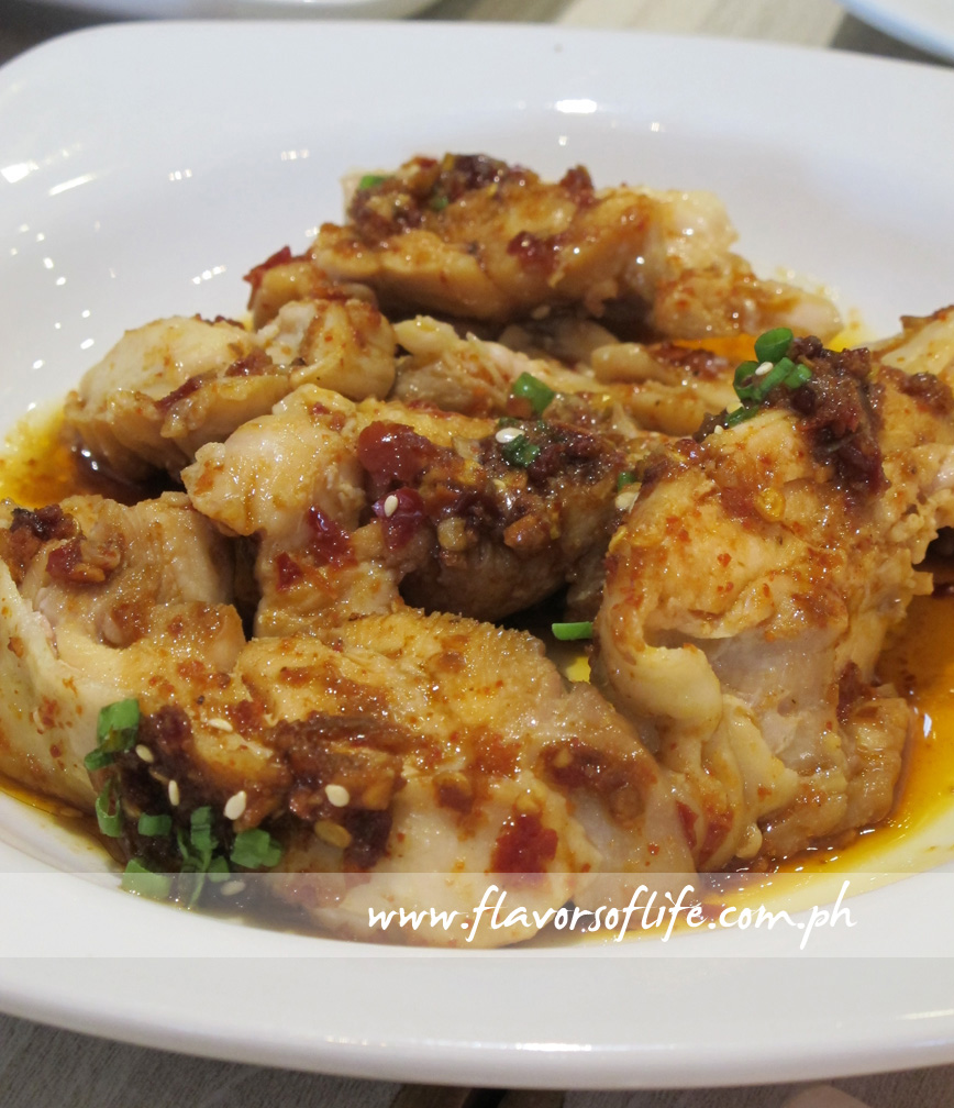Mala Chicken (Red Onion)
