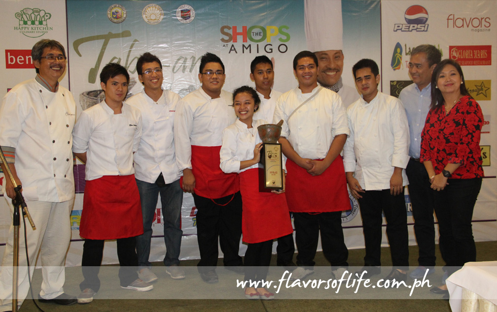 Best in Dessert was Colegio del Sagrado Corazon de Jesus
