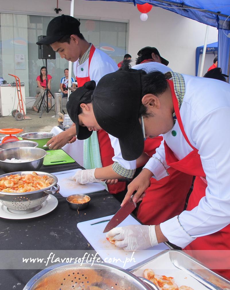 Team No. 2 was Hercor College of Roxas City, Capiz