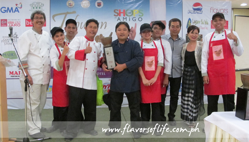 Best in Main Course was Hercor College