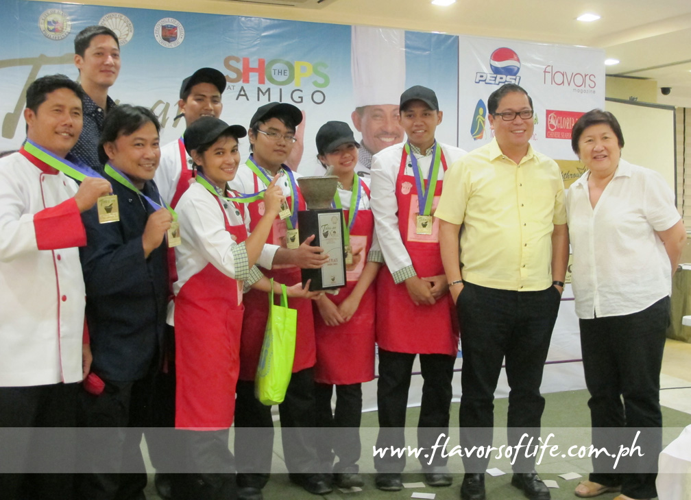 Diners' Choice was Hercor College