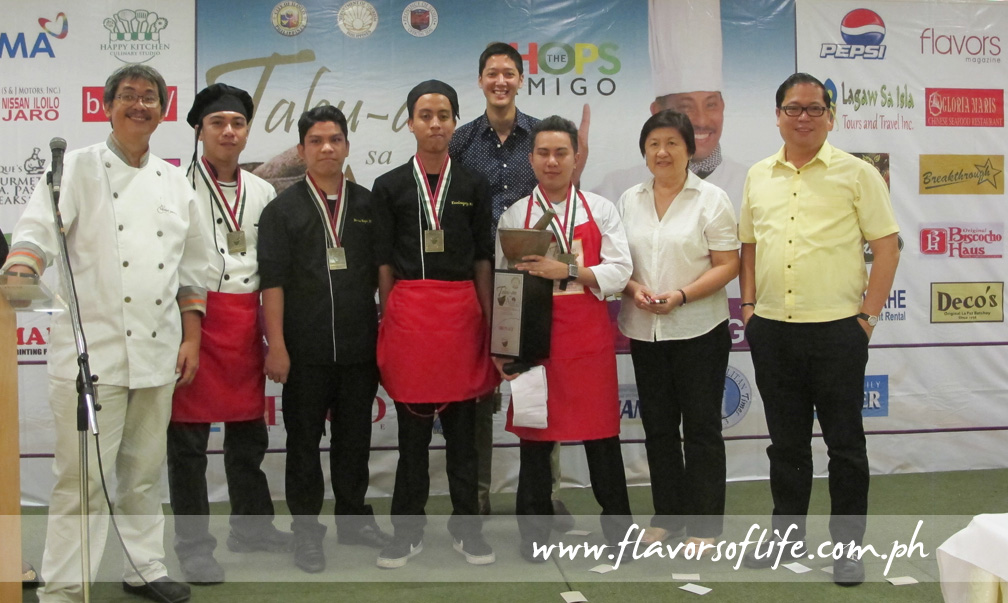 Third place overall went to Happy Kitchen