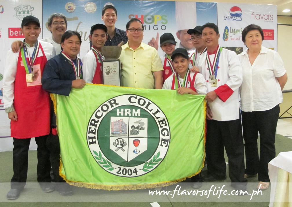 Hercor College took second place overall
