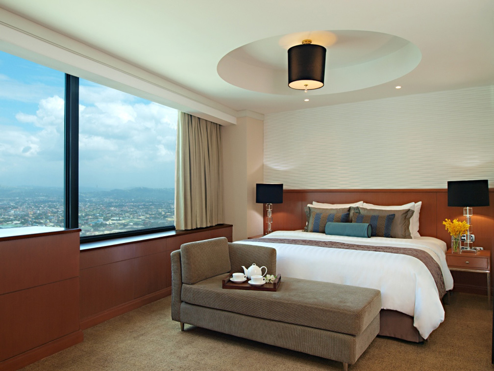 Eastwood Richmonde Hotel's Deluxe Room