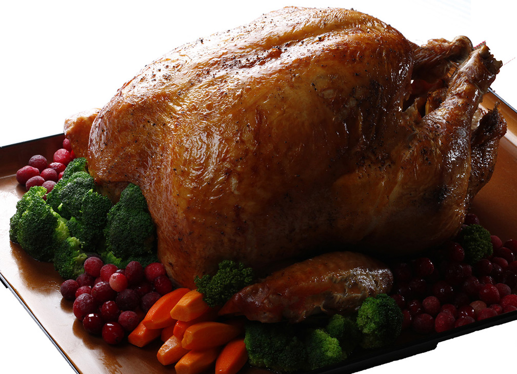 Roast Turkey (Holiday Inn & Suites Makati)