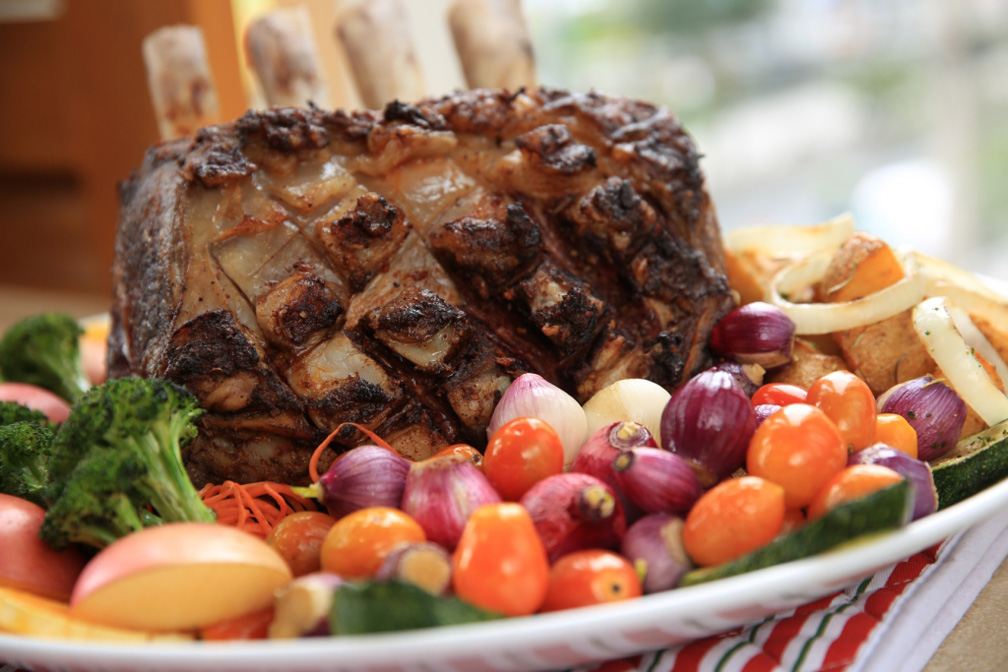 Richmonde Hotel Ortigas' Roast Prime Rib