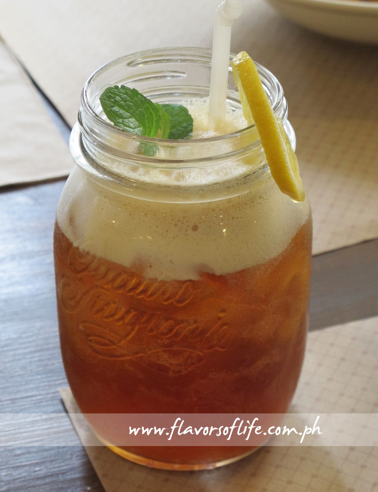 Harina's Signature Iced Tea