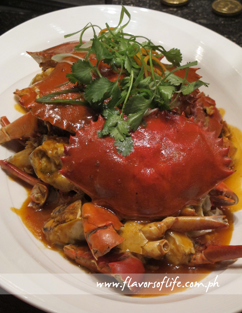 Spiral Signature Chili Crab
