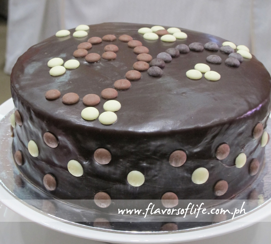 Gladys Chocolate Cake (Springbake by Gladys Mallillin)