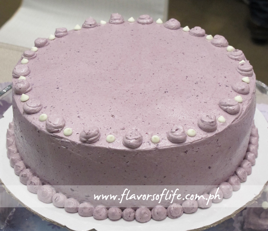 Purple High (Dorothy Ferreria of Dorothy's Cooking School)