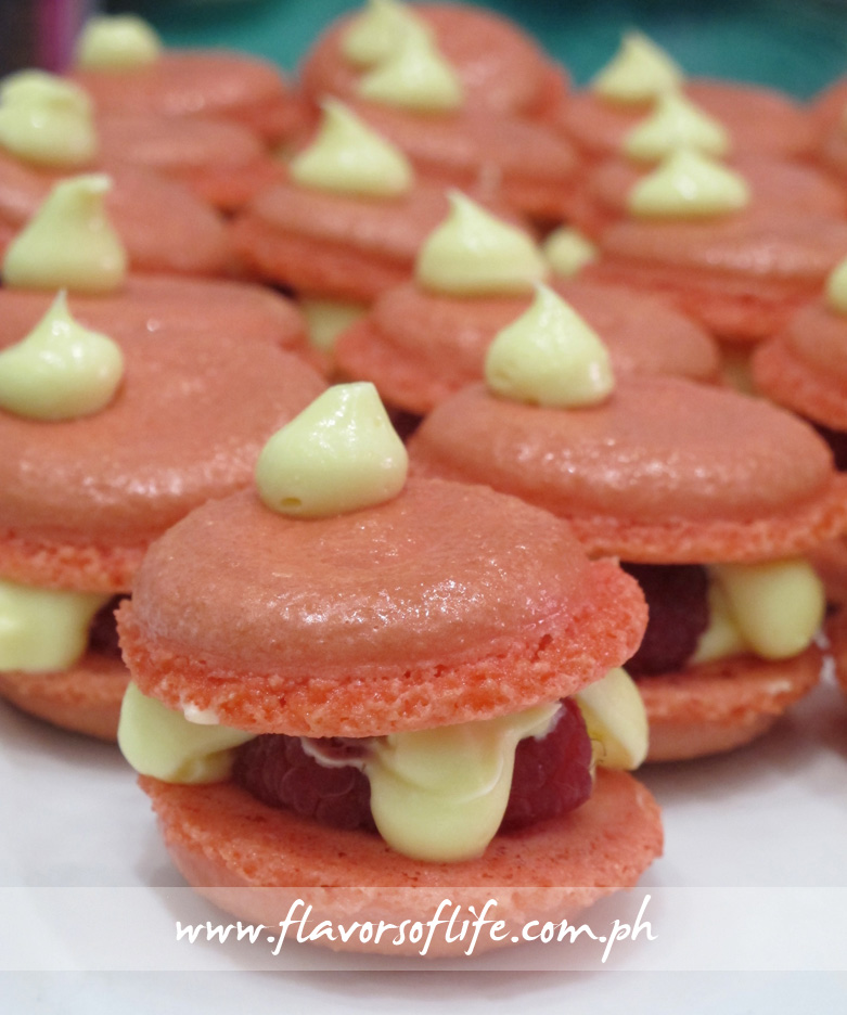 Ispahan (The Cake Club by Diamond Hotel Philippines)