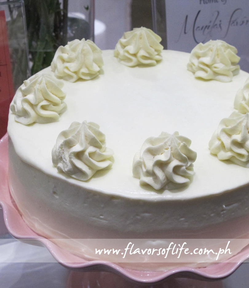 Angelina Red Velvet Cheesecake (The Sweet Life by Ange - Ange dela Cruz)
