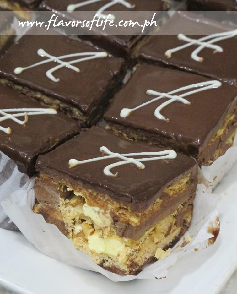 Torta de los Reyes (The Aristocrat Bakeshop)