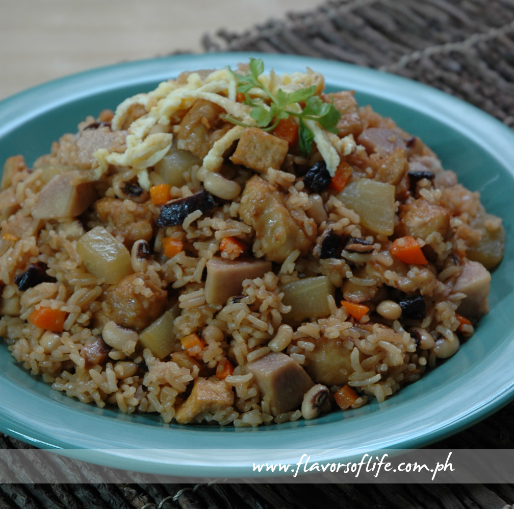 Kiampung (Chinese Paella)