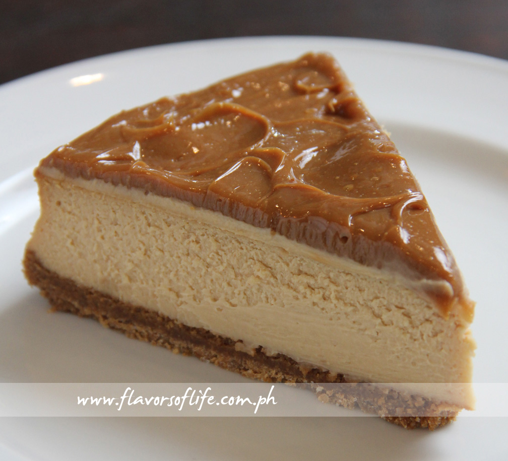 Dulcinea Introduces Its New Dulce de Leche Cheesecake |