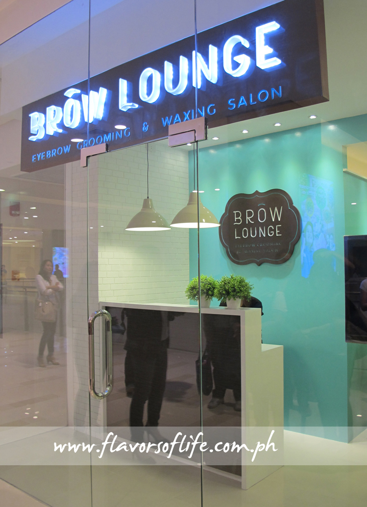 Brow Lounge specializes in eyebrows