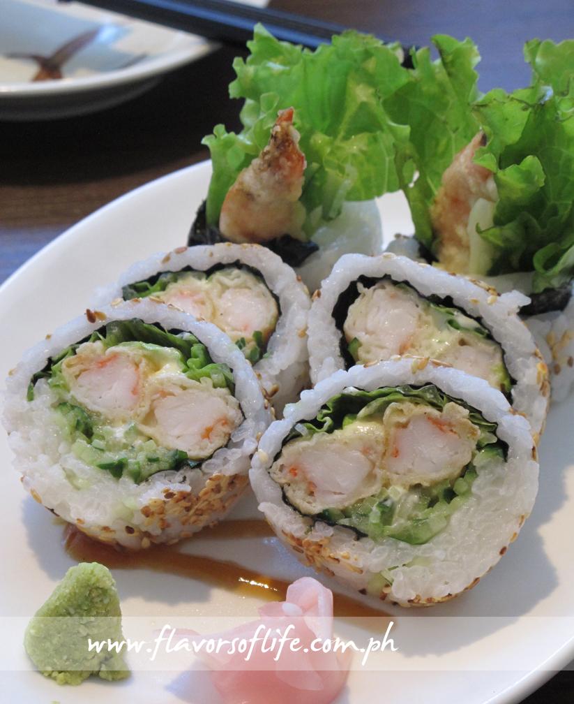 Shrimp Tempura Roll (Watami)